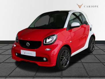 Fortwo 66 Coupé Turbo