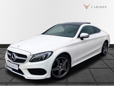 CLASE C 250 d 9G TRONIC Coupe