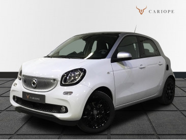 SMART FORFOUR ELECTRIC...