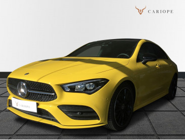 MERCEDES-BENZ CLA 200 d...