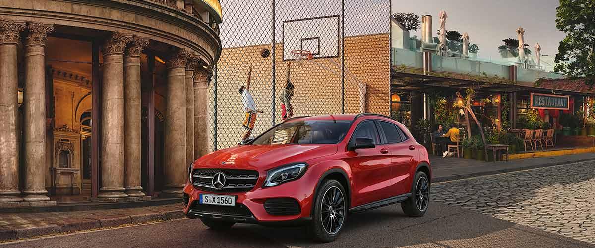 Ofertas y descuentos para comprar online un Mercedes Benz GLA