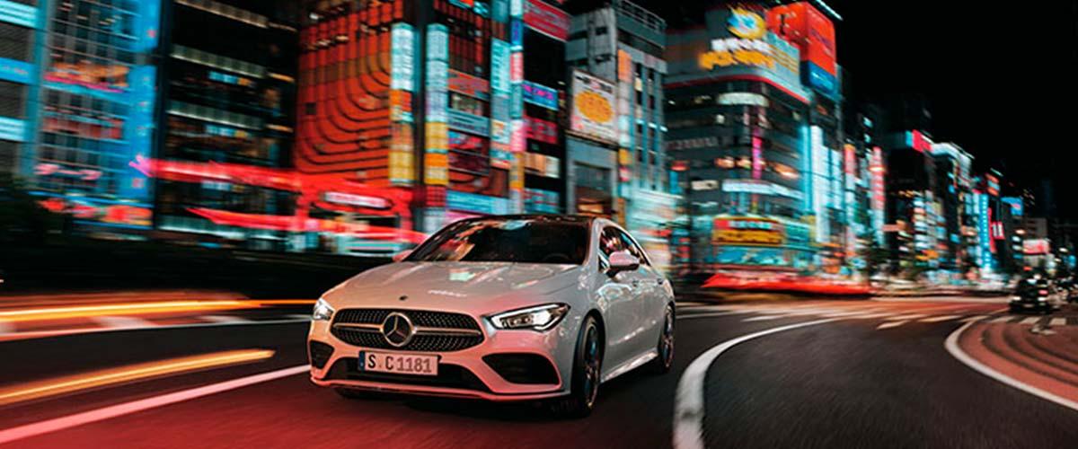 nuevo modelo Mercedes Benz CLA 2019 / 2020 en oferta