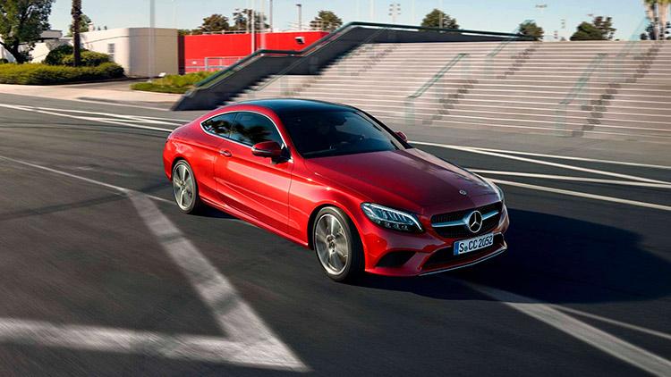 Mercedes Benz Coupé de ocasión en Cariope