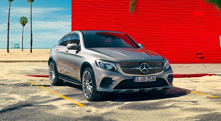 Coche Mercedes-Benz Clase GLC disponible en cariope