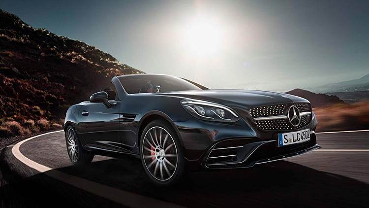 Coche Mercedes Benz Roadster ocasión