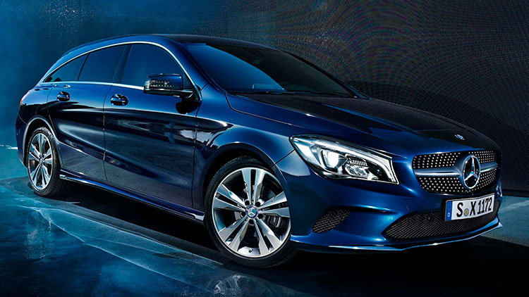 CLA Shooting Brake de ocasión