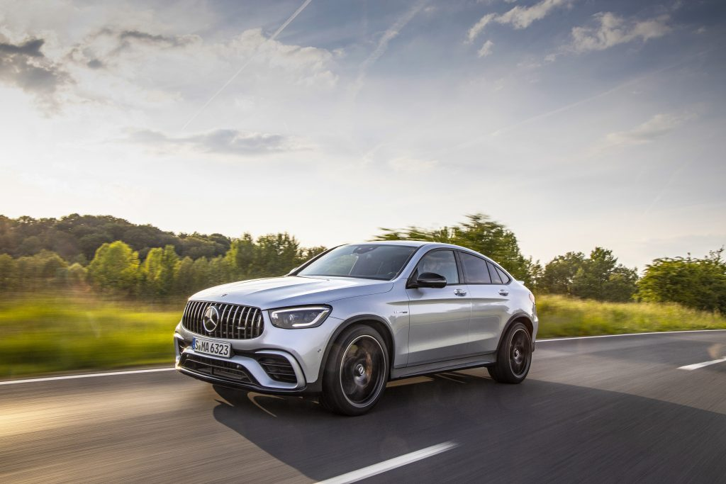 Mercedes-AMG GLC 63 S 4MATIC+Coupe
