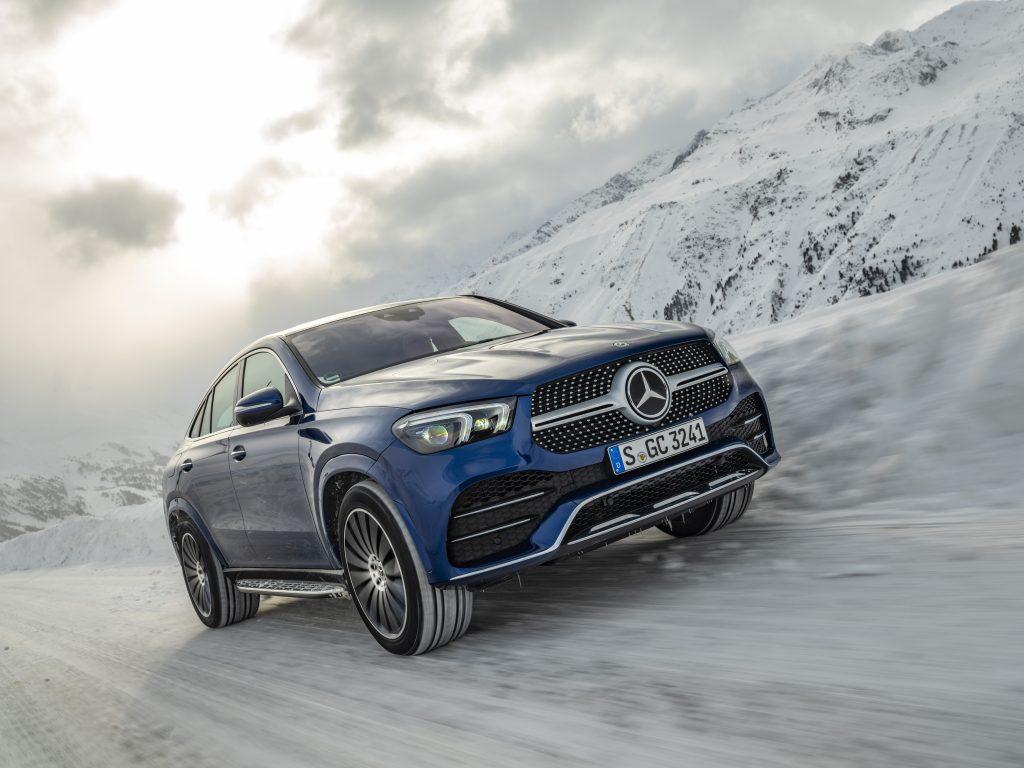 Mercedes-Benz GLE 400 d 4MATIC Coupé
