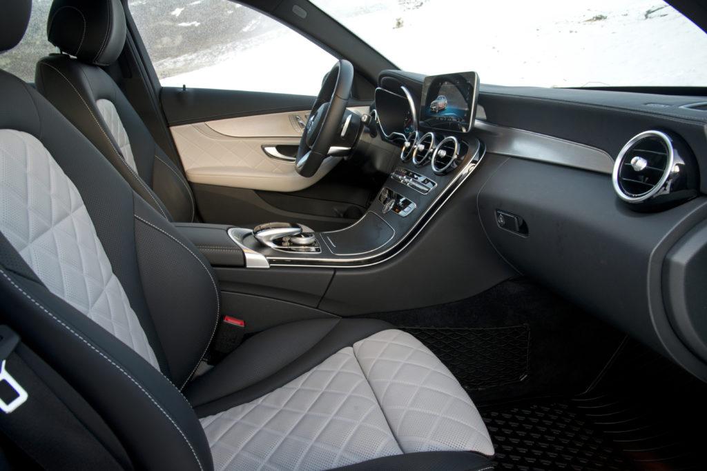 Mercedes-Benz C 300 d 4MATIC - Cariope