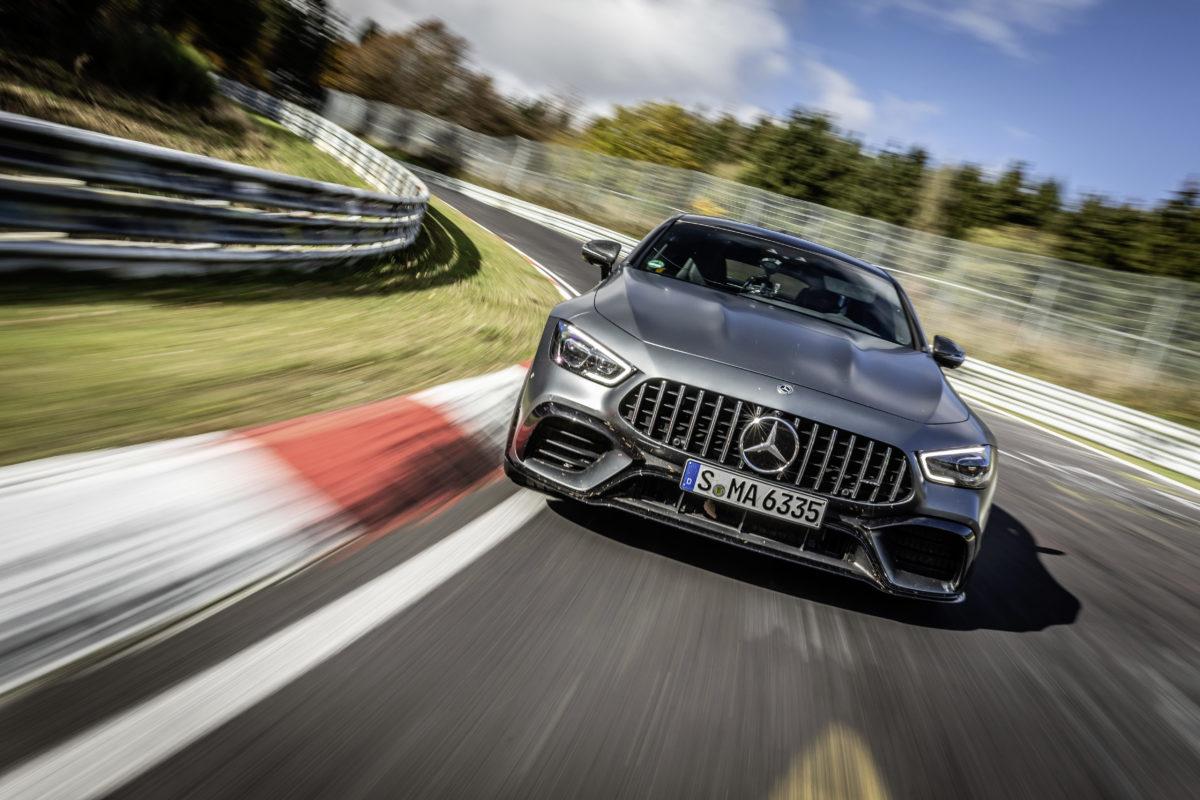 ¿Qué significa AMG en los coches Mercedes Benz?