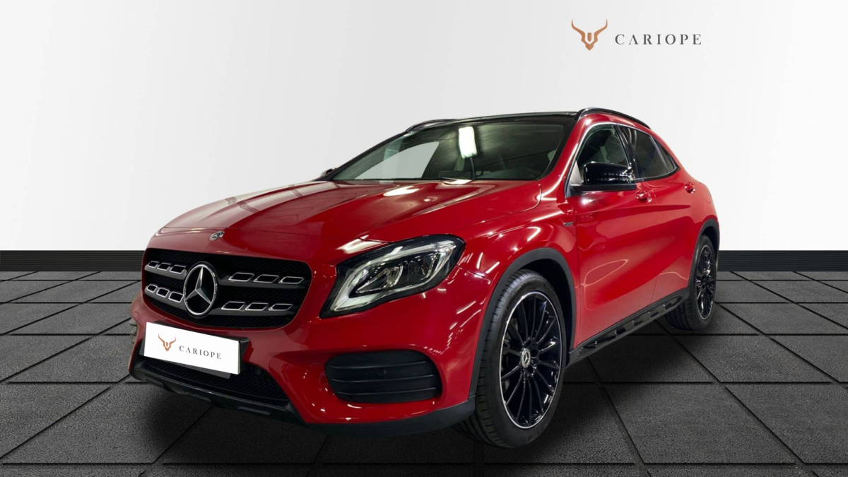 MERCEDES-BENZ GLA 200 Sport Utility 7G-DCT - Cariope