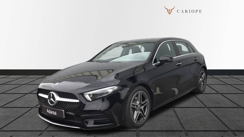 Mercedes-Benz seminuevo Clase A 200 d 8g-dct