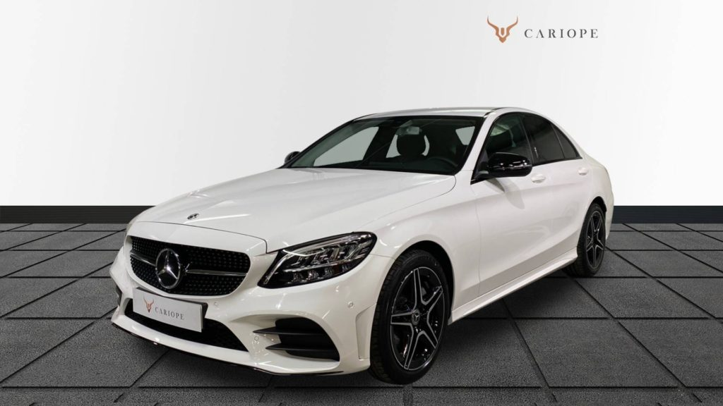 Mercedes-Benz seminuevo Clase C 200 d 9g-dct tronic