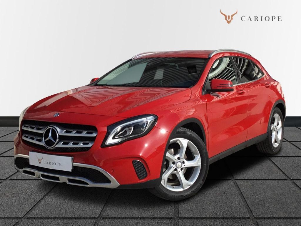 Mercedes-Benz estrella junio GLA 200 d
