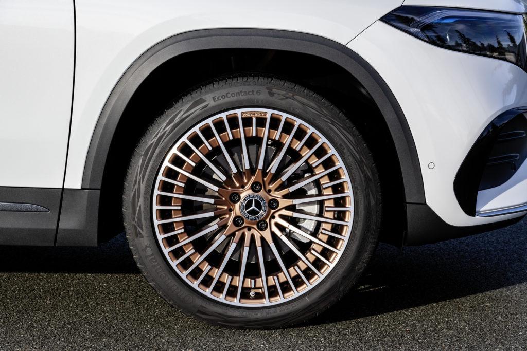 Mercedes-Benz últimos modelos eléctricos