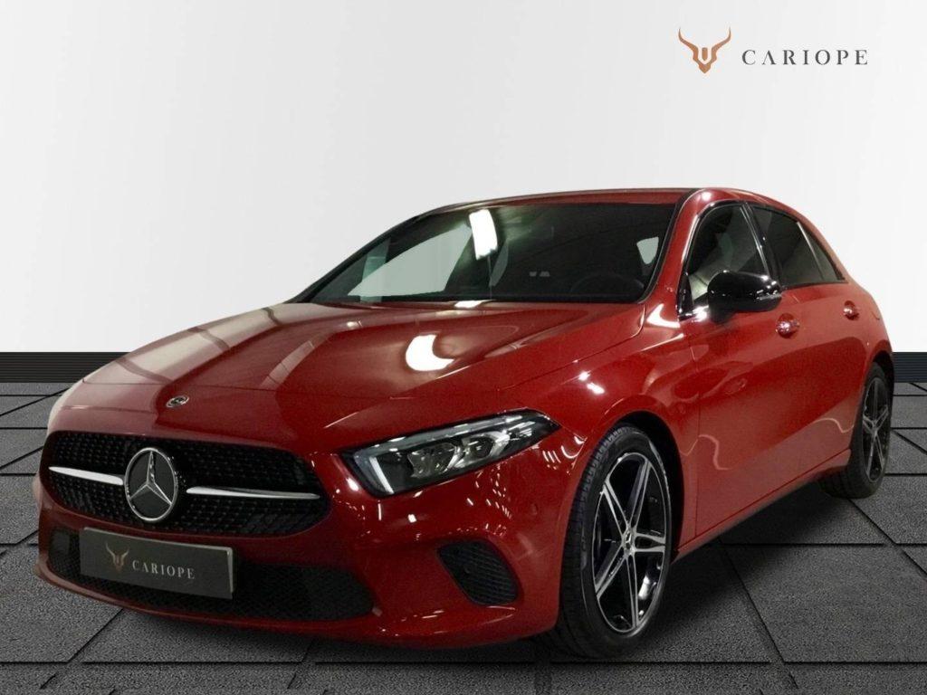 Vehículos seminuevos estrella julio Mercedes - Benz Clase A 180d