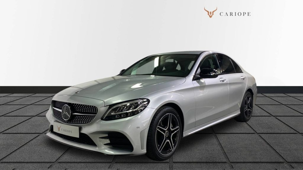 Vehículos seminuevos estrella julio Mercedes - Benz Clase C 200d