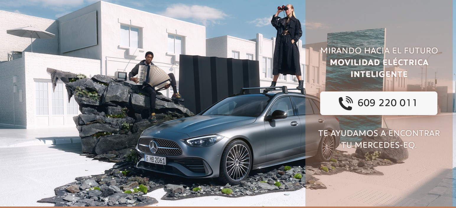 ¿Pensando en formar parte de la família Mercedes?